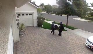 Team of burglars hit Carmel Valley homes