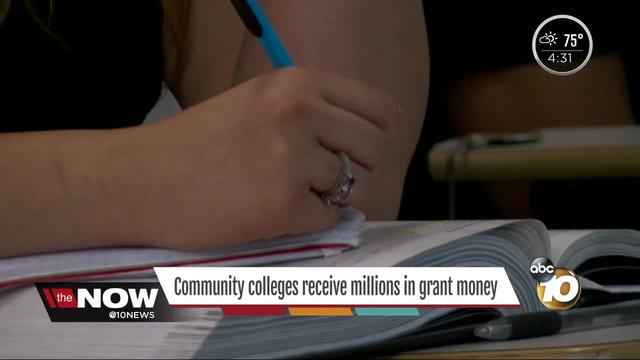 Community colleges get millions for career education programs