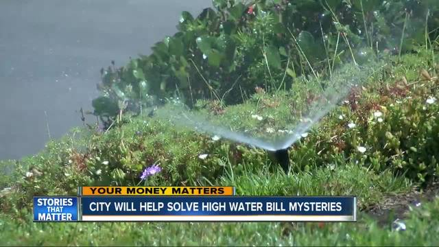 City of San Diego will help investigate your high water bills