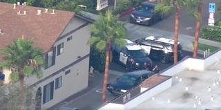 SDPD in chase, search in South Bay