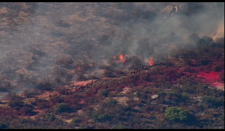 New technology helps Cal Fire fight wildfires