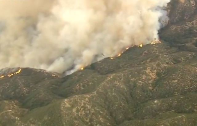 5000-acre La Tuna fire largest in Los Angeles city history