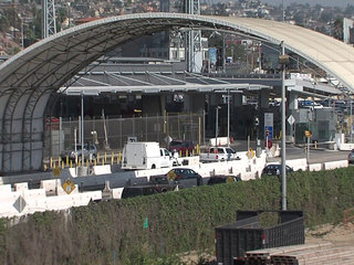 I-5 South shut down at San Ysidro this weekend