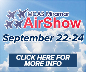 MCAS Miramar Air Show directions, parking, maps