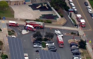 SDFD: Bay Terraces students fall ill from fumes
