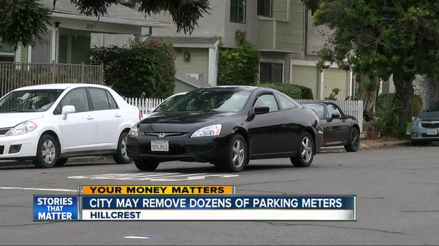 City may remove dozens of parking meters