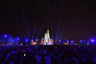 WATCH: Disney's Halloween party streamed LIVE