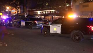 Waterfront bar fight leads to brain bleeding