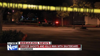 Man shot and killed by Oceanside Police