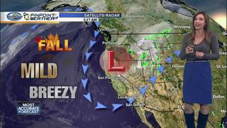 Megan's Forecast: Cool first day of fall!