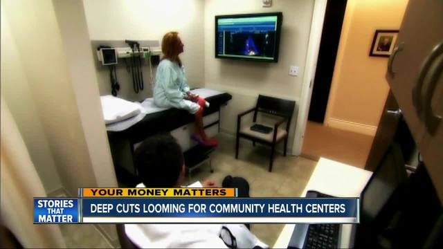 Deep cuts looming for community health centers