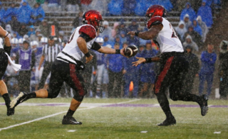 Penny scores 3 TDs in SDSU road win