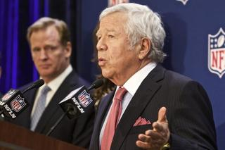 Patriots' owner blasts Trump over comments