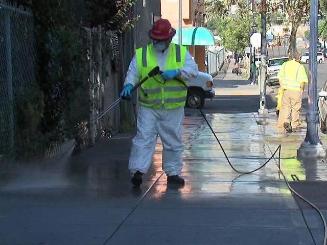 Hepatitis A Outbreak Lends Urgency To Sanitation Crisis Downtown