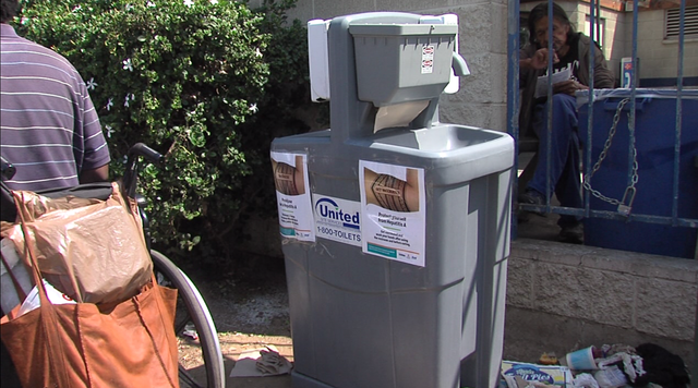 Hepatitis A Outbreak Lends Urgency To Sanitation Crisis Downtown