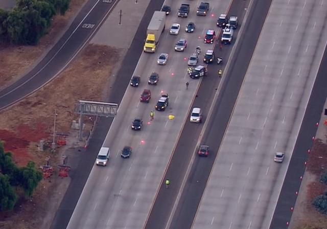 Pedestrian struck and killed on Interstate 5 in Chula Vista