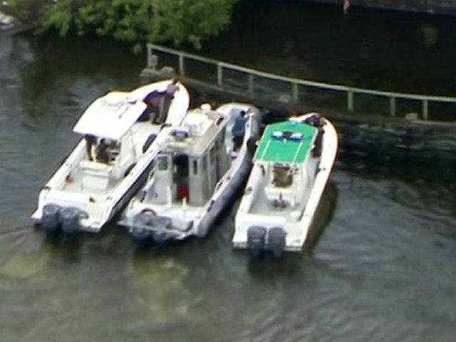 Carjacking Suspect During Miami Police Chase, Then Jumped Into Miami River