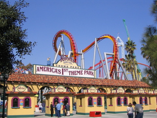 Knott's Berry Farm offers free military entry