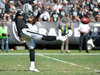 WATCH: Raiders punter does 'Lights Out' dance