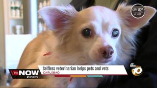 Teeing off to help vets and pets
