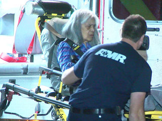 Woman safe after wandering from nursing home