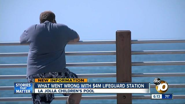 What Went Wrong With -4 Million Life Guard Station-