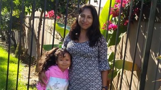 Deported mother came to the US 24 years ago