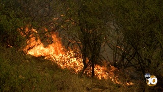 Cal Fire ramps up for dangerous weekend