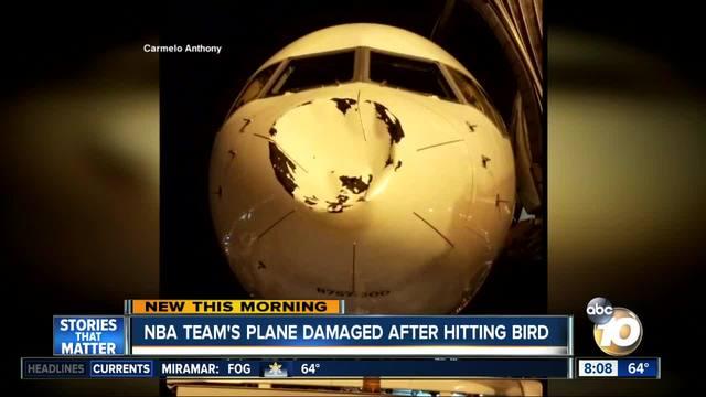Risultati immagini per Oklahoma City Thunder, air incident