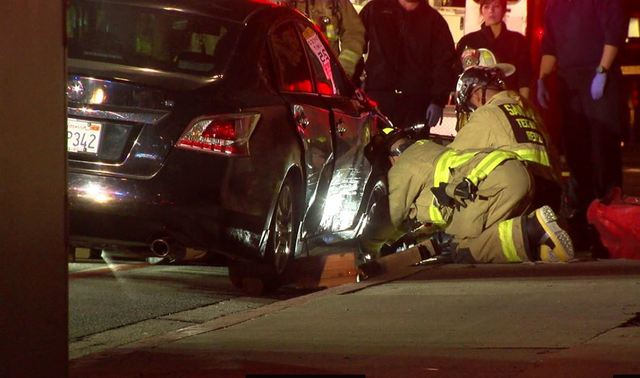 Motorcyclist hit, killed by suspected DUI driver in Linda Vista