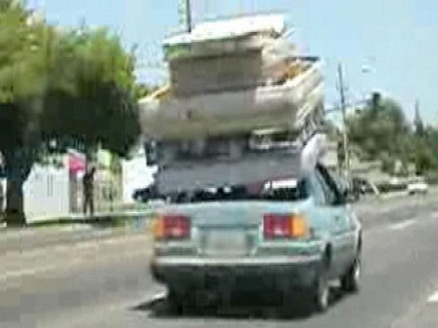 Rules Regarding Fallen Debris From Vehicles Explained