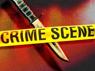 CA dad fatally stabbed as daughter sat in lap