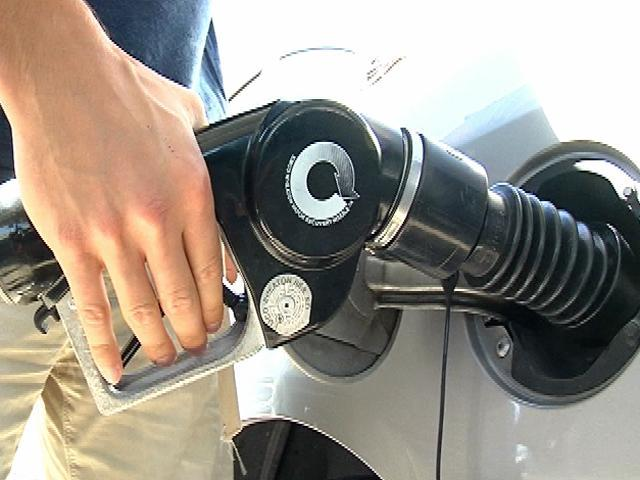 Gas prices rise in Wyoming
