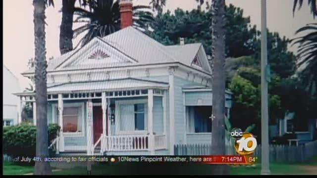 39 Top Gun 39 House To Be In Restoration Project