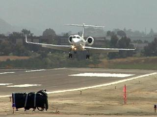 Carlsbad airport runway extension approved