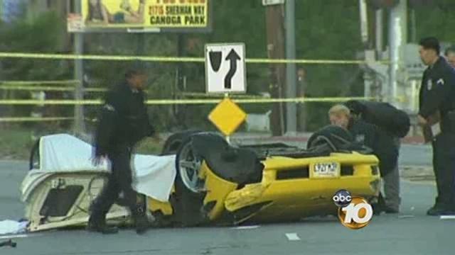 Carlsbad Woman Among Dead In La Corvette Crash Kgtv