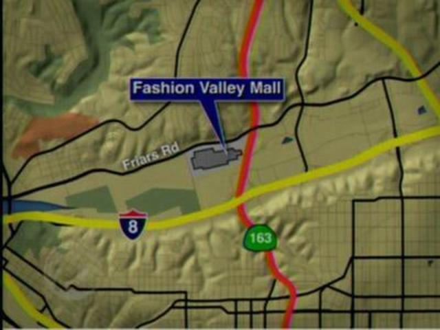 Fashion Valley Mall San Diego Map.H M True Religion To Set Up Shop In Fashion Valley 10news Com