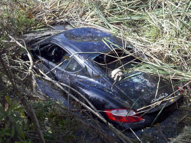 Porsche Found Stuck In Carlsbad Lagoon Kgtv Tv San Diego