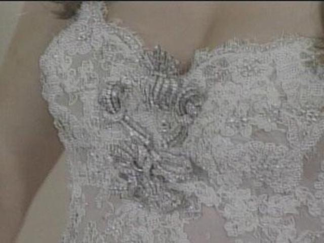 Worlds Most Expensive Wedding Dress Worth 19 Million