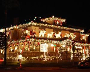 Map: Awesome holiday light displays in San Diego