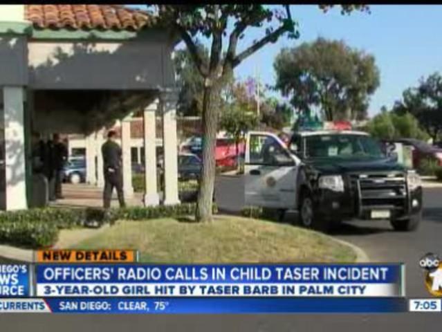 Report: Child shot by officer's stun gun - 10News com KGTV-TV San Diego