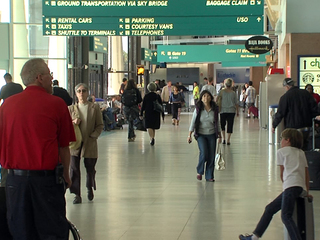Travelers return to San Diego after false alert