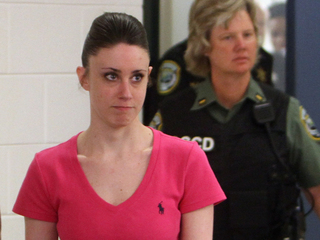 Casey Anthony released from jail-10933