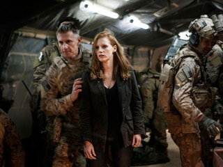 Zero Dark Thirty scene Jessica Chastain-10933