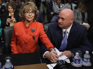 Gabby Giffords testifies in gun violence hearing-10933