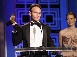 Argo writer Chris Terrio accepts WGA award-10933