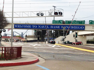 Bomb threat reported at San Diego Naval Base