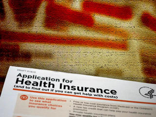 8 states had significant drop in uninsured