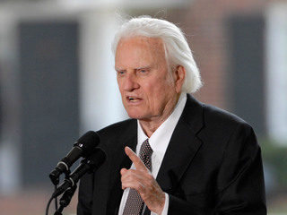 Spokesman: Billy Graham has died