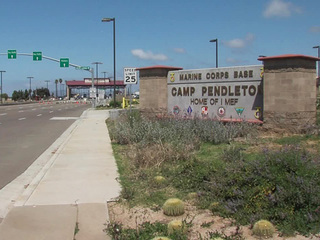 Marine dies in rollover crash at Camp Pendleton
